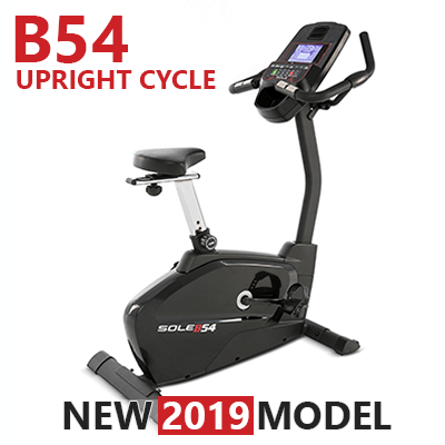 SOLE Fitness B54 Upright Cycle