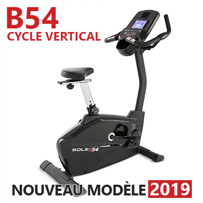 SOLE Fitness B54 cycle vertical
