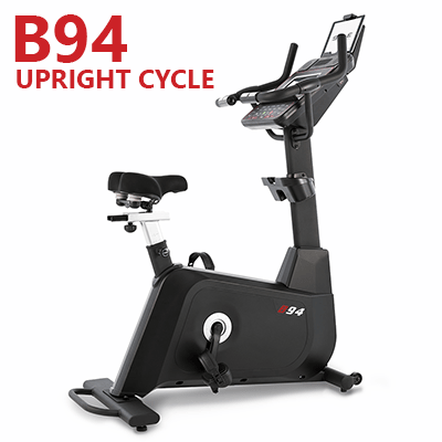 SOLE Fitness B94 Upright Cycle