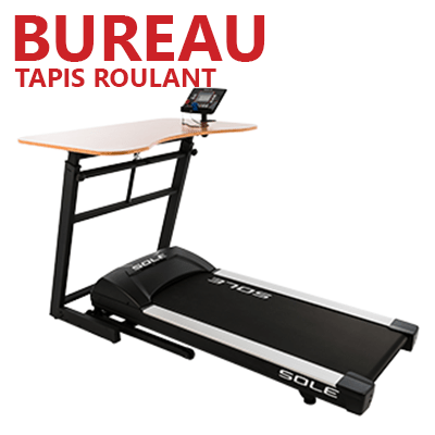 SOLE Fitness Treadmill desk