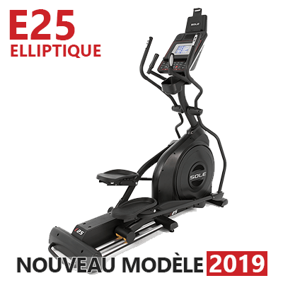 SOLE Fitness E25 Elliptique