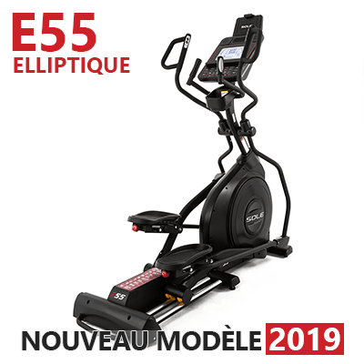 SOLE Fitness E55 Elliptique