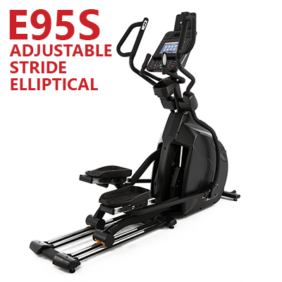 SOLE Fitness E95S Elliptical