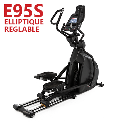 Elliptique E95S de SOLE Fitness