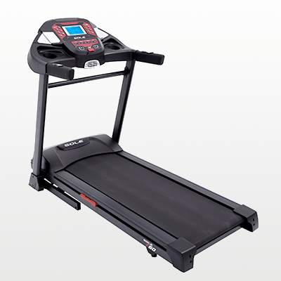 SOLE Fitness F60 Treadmill side view