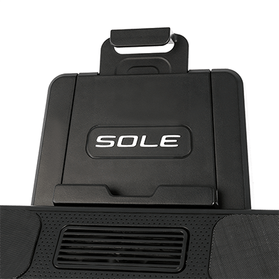 SOLE Fitness F63 console