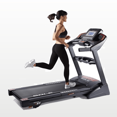 SOLE Fitness F65 Treadmill lifestyle