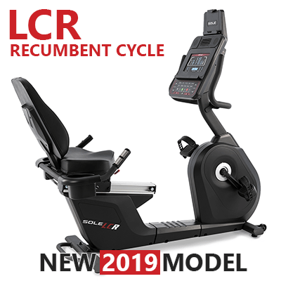 SOLE Fitness LCR Recumbent Cycle