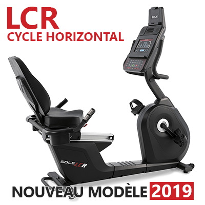 SOLE Fitness LCR cycle horizontal