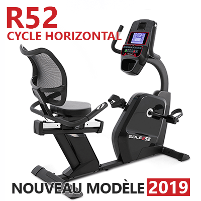 SOLE Fitness R52 cycle horizontal