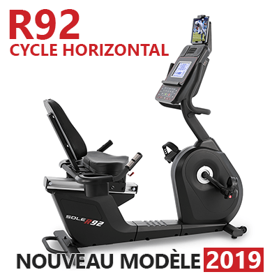 SOLE Fitness R92 cycle horizontal