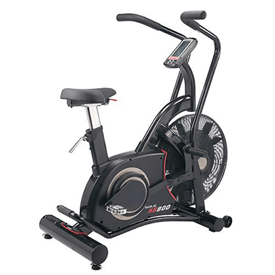 SOLE Fitness SB800 air cycle.