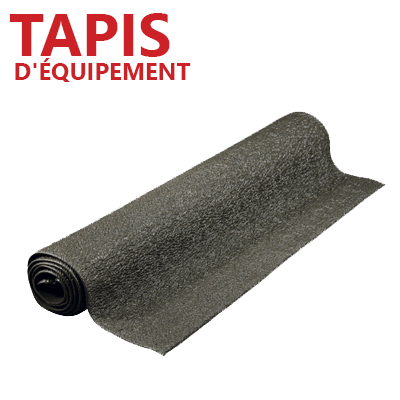 Tapis d'equipment de SOLE Fitness.